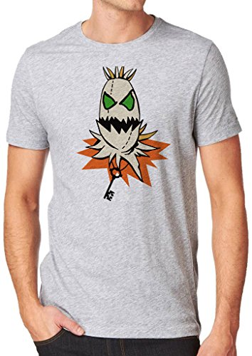 League of Legends Fiddlesticks Head Shirt Custom Made T-shirt (M)
