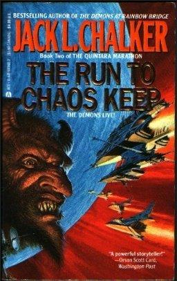 Image for The Run to Chaos Keep (Quintara Marathon, Book 2)