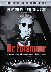 Docteur Folamour - Édition Collector 2 DVD