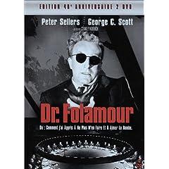 Docteur Folamour - Stanley Kubrick