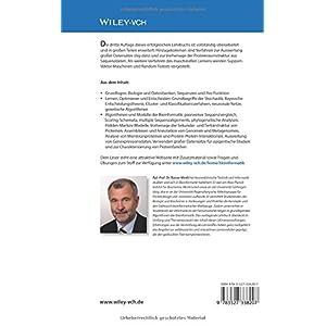 Bioinformatik: Grundlagen, Algorithmen, Anwendungen