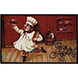 Amazon.com: Washable - Kitchen Rugs & Mats / Kitchen & Table ...