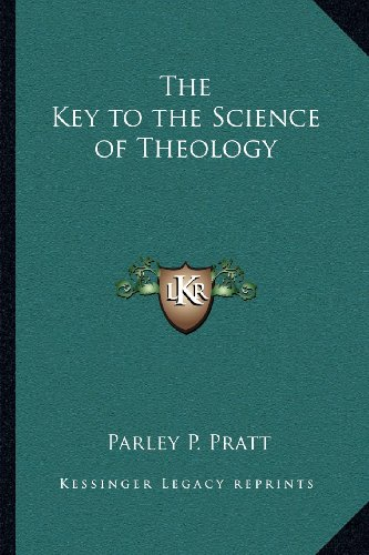 The Key to the Science of Theology