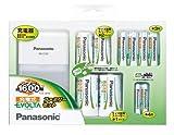 Panasonic 充電式EVOLTAファミリーセット K-KJQ02S42V