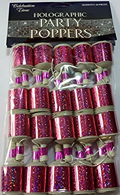 Warning Hen Party Poppers (Box20)