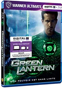 Green Lantern [Warner Ultimate (Blu-ray + Copie digitale UltraViolet)]