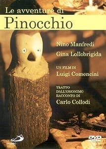 Las aventuras de Pinocho / The Adventures of Pinocchio ( Le avventure di Pinocchio ) ( Les aventures de Pinocchio ) [ Origen Italiano, Ningun Idioma Espanol ]