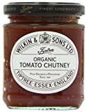 Tiptree Organic Tomato Chutney 210 g (Pack of 6)
