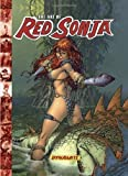 img - for Art Of Red Sonja HC by Lawrence, Chris (2011) Hardcover book / textbook / text book