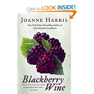 Blackberry Wine  A Novel