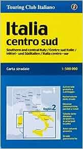Italia centro sud: 9788836542093: Amazon.com: Books