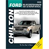 Ford Pick-Ups/Expedition/Navigator 1997-2003 (Chilton's Total Car Care Repair Manuals) ~ Jay Storer