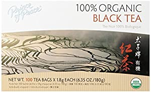 Prince of Peace Tea, Black, 100 Count from Prince Of Peace