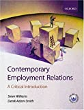 img - for Contemporary Employment Relations: A Critical Introduction book / textbook / text book