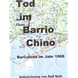 Tod im Barrio Chino (German Edition)