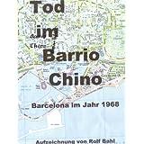 Tod im Barrio Chino (German Edition)