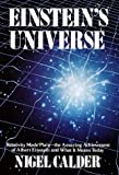 img - for Einstein's Universe book / textbook / text book