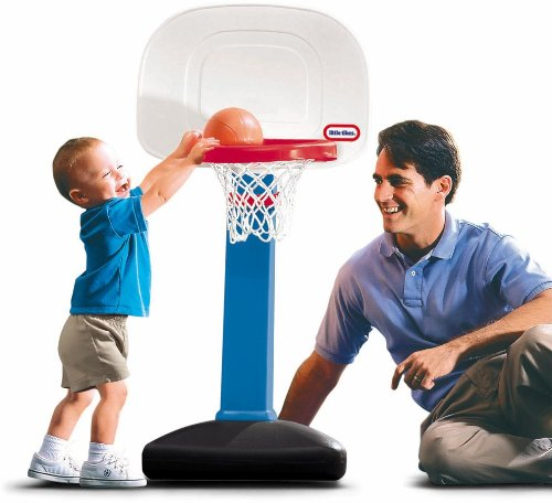 51D7XaIDZXL Cheap  Little Tikes EasyScore Basketball Set