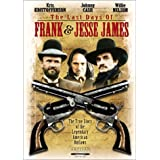 The Last Days of Frank & Jesse James ~ Johnny Cash