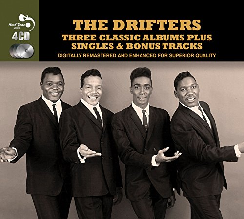 The Drifters - Drifters -  3 Classic Albums Plus (3cd) - Zortam Music