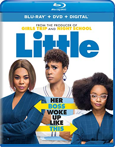 Blu-ray : Little (2 Discos)