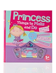 Princess Things To Make & Do Book