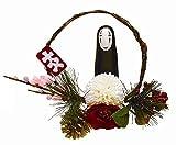 千と千尋の神隠し お正月リース カオナシと椿