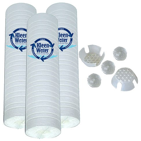 Whirlpool Whole House Water Filter Cartridges front-12142