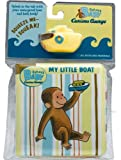 Curious-Baby-My-Little-Boat-Curious-George-Bath-Book--Toy-Boat-Curious-Baby-Curious-George