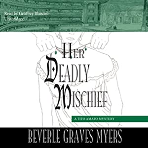 Her Deadly Mischief Audiobook