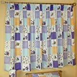 Roald Dahl 'The Witches' Curtains - 100% COTTON - UK Made