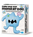 4M Make Your Own Monster Doll