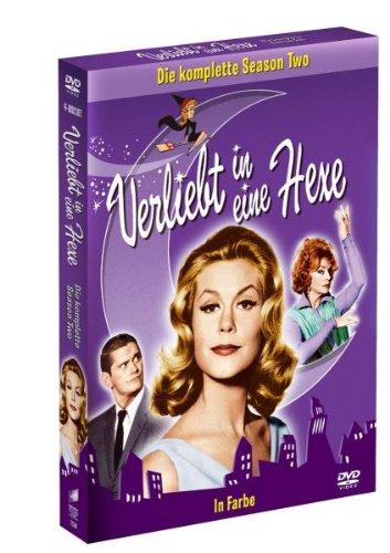 Verliebt in eine Hexe - Die komplette Season 2 (5 DVDs)
