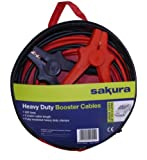 Sakura SS3626 400A 3m Booster Cables