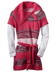 Energie Girls Krista Split Sweater