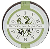 Bella Cucina Olivada Olive Pesto 169 g (Pack of 2)