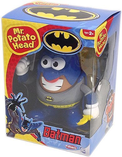 Mr. Potato Head Super Hero Spud Figure Classic Batman front-659687