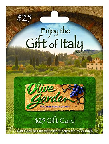 Luxury Olive Garden Gift Card 28 Images Win A Luxury