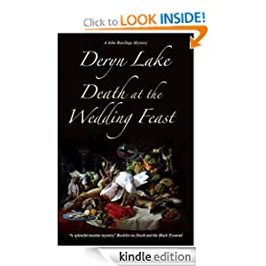 Death at the Wedding Feast (John Rawlings, Apothecary) Deryn Lake