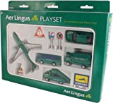 Real Toys AL75630 Aer Lingus 12piece Airport Playset