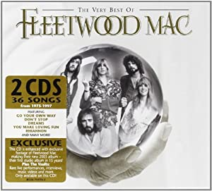 The Very Best Of Fleetwood Mac (2CD) by WEA/Reprise