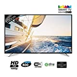 Sharp LC-40CFE6242E 100 cm ( (40 Zoll Display),LCD-Fernseher,400 Hz )