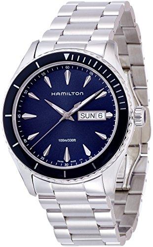 Hamilton Seaview quarzo day-date H37551141