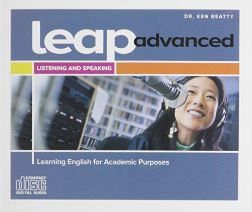 LEAP Advanced Listening/Speaking Classroom Audio