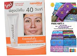 Nanoblur Look up to 10 Years Younger in 40 Seconds(3ml.)