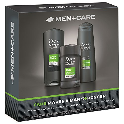 Dove Men+Care Hygiene Kit, Extra Fresh 3 Count