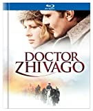 51D7qa2HjgL. SL160  Doctor Zhivago Anniversary Edition (Blu ray Book Packaging)