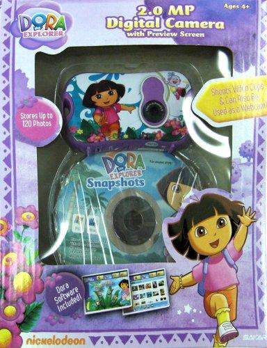 Nickelodeon Dora the Explorer Digital Camera (927067)