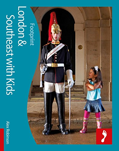 London & Southeast With Kids (Footprint Travel Guides) front-652582