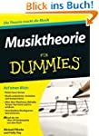 Musiktheorie f�r Dummies (Fur Dummies)